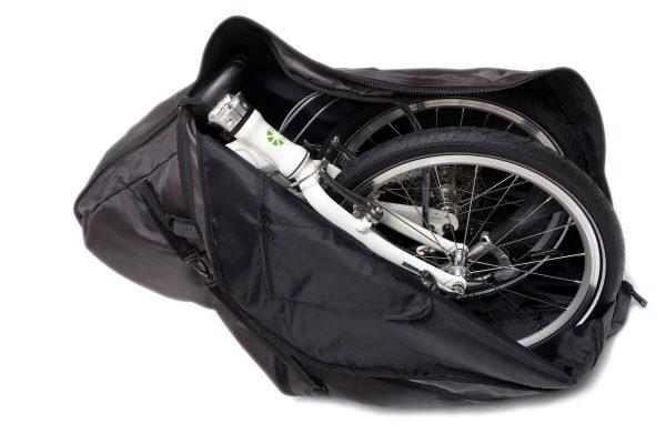thecoolbikingcompany-vouwfiets-draagtas-met-fiets