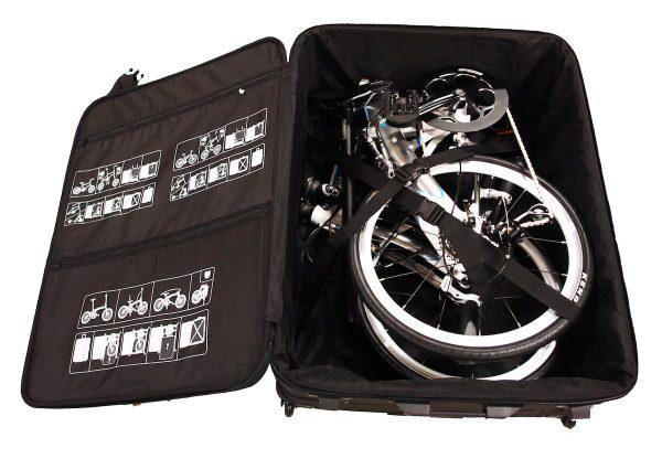 Dahon-airporter-fietskoffer-open
