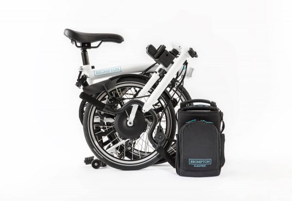 thecoolbikingcompany-Brompton-Electric-wit-gevouwen-tas