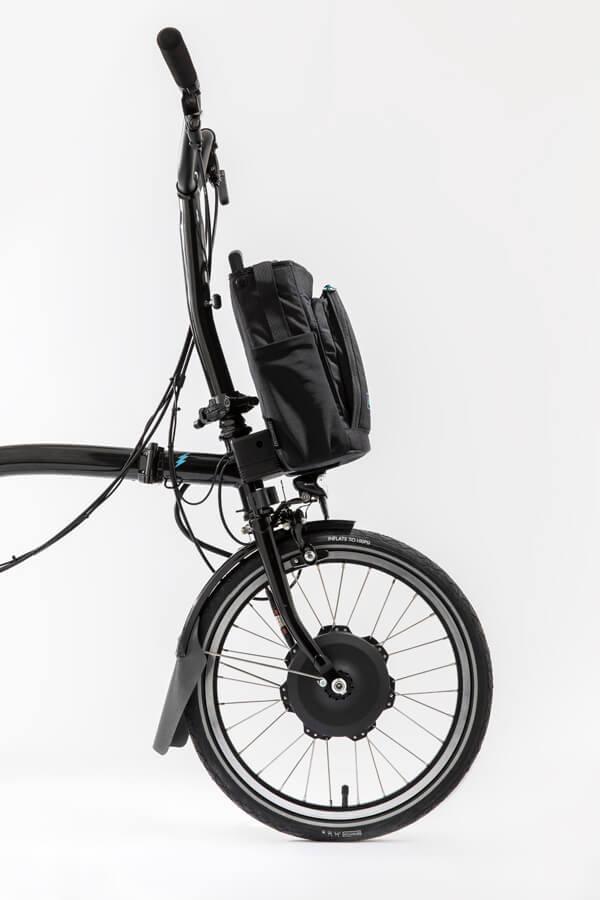 thecoolbikingcompany-Brompton-Electric-zwart-stuurtas
