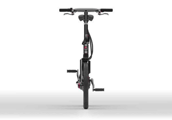 thecoolbikingcompany-Gocycle-GX-zwart-voorzijde