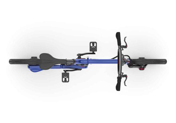 thecoolbikingcompany-Gocycle-GX-blauw-vanbovenaf