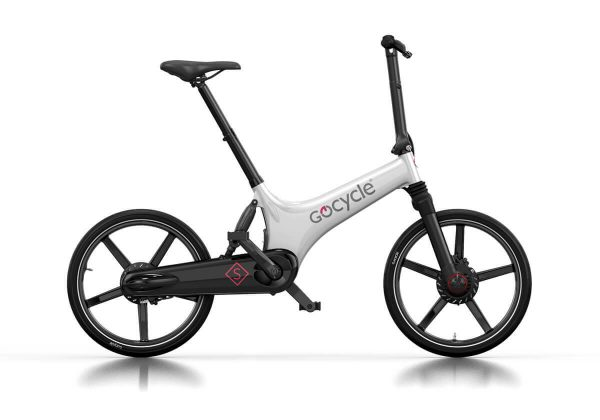 GoCycle GS Wit-Zwart