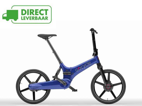 Gocycle GX blauw