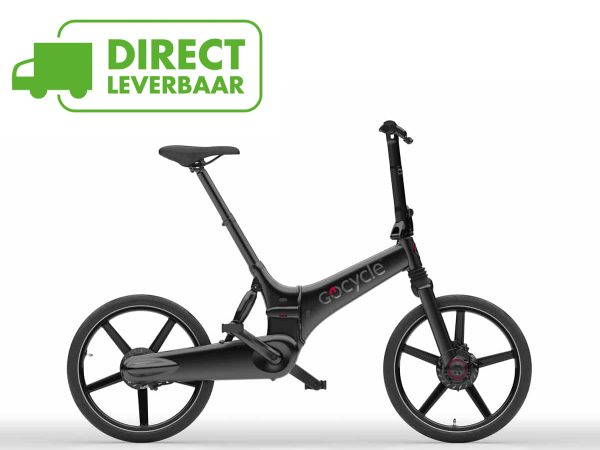 Gocycle GX mat zwart