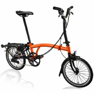 brompton-H6R-orange-blackedition