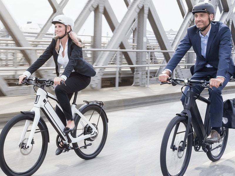 De voordelen van de e-bike