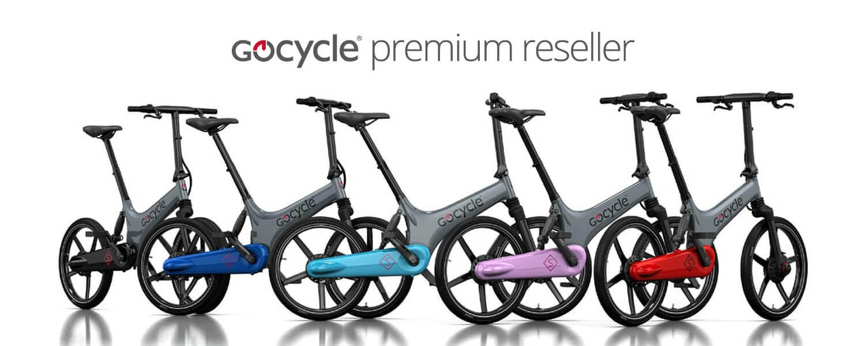 The Cool Biking Company GoCycle Premium reseller