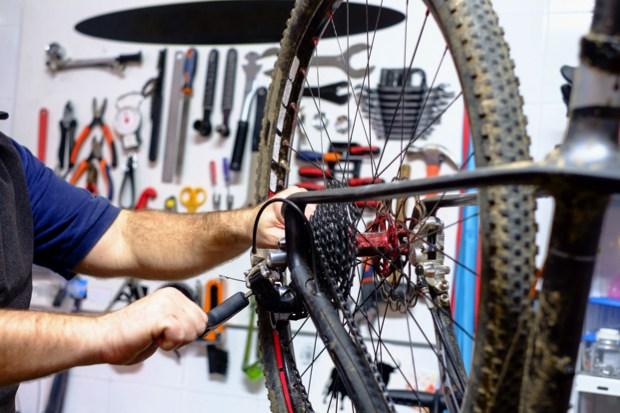 Je elektrische fiets lente klaar maken in 4 stappen