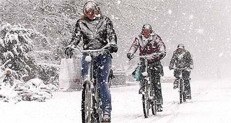 Fiets - Tips voor de winter